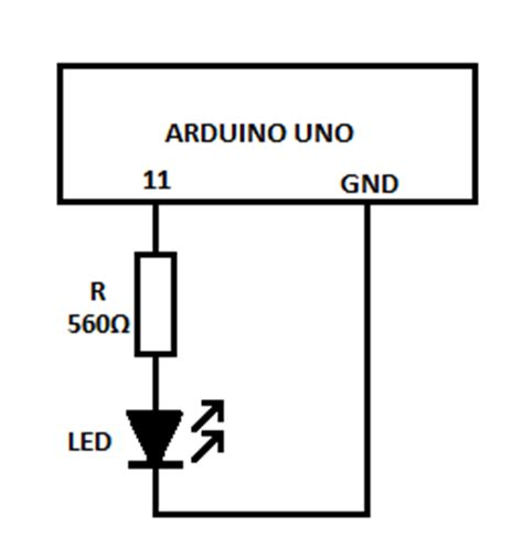 Arduino Fade Out Led Tutorial