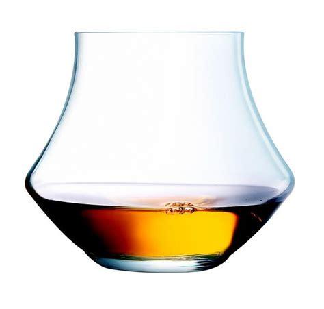 ustensiles de cuisine en fonte open up warm verre à whisky rhum 29 cl en kwarx les 6