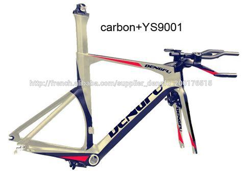 cadre contre la montre cadre carbone de triathlon v 233 lo int 233 gr 233 contre la montre potence r 233 glable df fm069 cadre de