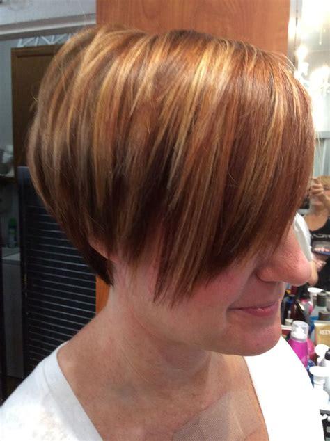 5nn hair color pumpkin spice fall hair color creation with goldwell