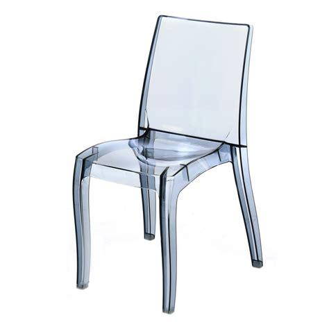 chaises polycarbonate chaise polycarbonate transparente