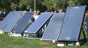 fabriquer un capteur solaire a air pour prechauffer une With panneau solaire pour maison