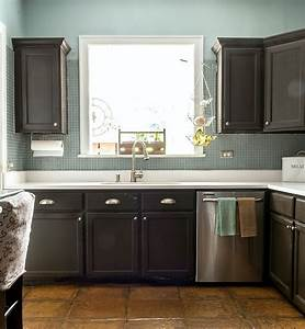 how to paint builder grade cabinets 949
