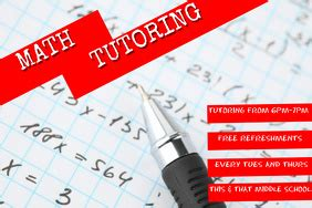 customizable design templates  tutor postermywall