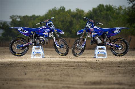 two stroke fever yamaha yz125 and yz250 rebuild transworld motocross