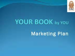 Book Marketing Plan Template