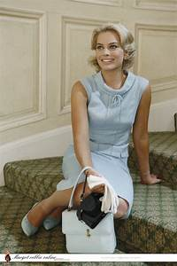Margot Robbie Pan Am Wedding Dress - Wedding Dress Ideas