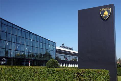 Peek Inside The Lamborghini Factory Wired