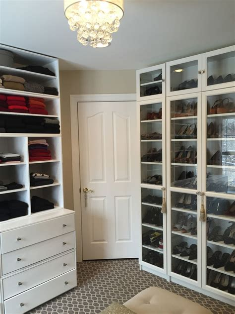 Shoe Storage Bookcase by Ikea Billy Bookcases For Shoes Dressing Room
