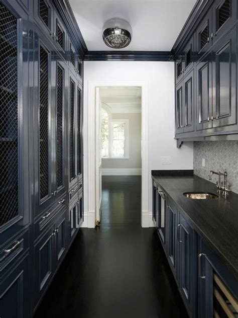markay johnson construction galley style butlers pantry