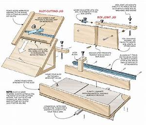 4-in-1 Box Building Sled Woodsmith Plans WOODWORKING