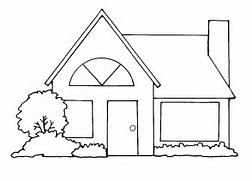 Home   Jenny Smith s LDS Ideas   Bookstore  Construction House Clip Art Black And White