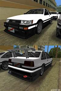 Gta 3 Toyota Levin Ae86 Coupe 4type Mod