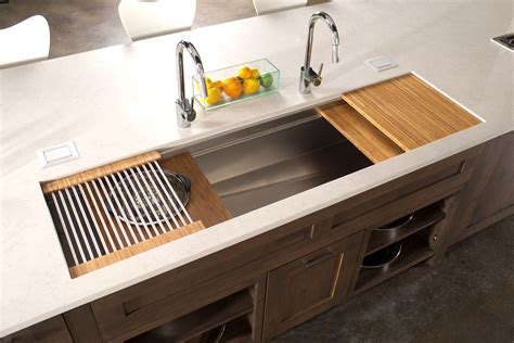 new trends in kitchen sinks the galley sink apparently the new trend in kitchen sinks
