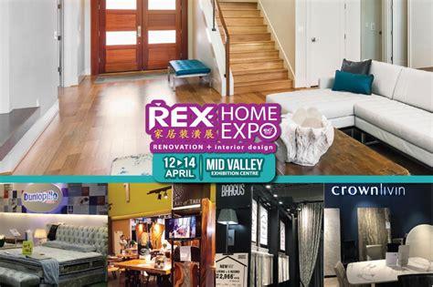 rex home expo renovation interior design