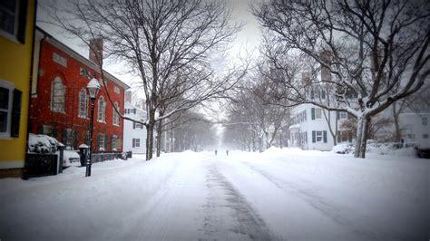 Snowfall in Salem | streetsofsalem