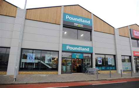 Inside the new Poundland that has opened in the St James ...
