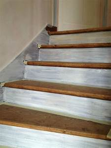 Escalier Peinture Contremarche VI58 Jornalagora