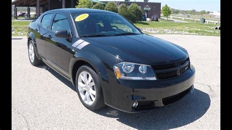 dodge avenger rtp youtube