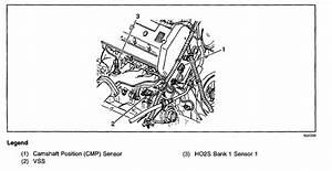 1996 Cadillac Sls Oxygen Sensor Locations