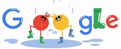 Google Doodles Wellies Celebrating Doodle Help Logos