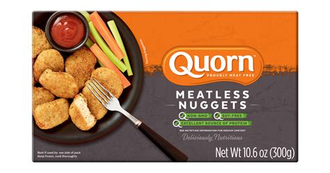 nuggets quorn chicken meatless