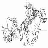 Coloring Cowboy Rodeo Horse Mickey Theme Mouse Western Printable Toy Printabe Momjunction Sheets Cow Riding Cartoon Drawings Adult Without Getcolorings sketch template