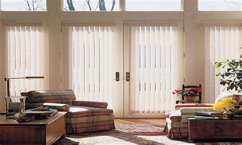 sliding door blinds sliding patio window treatments ideas