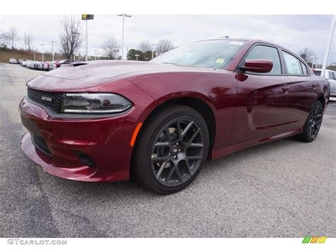 2017 Octane Red Dodge Charger R/t #119111645 Photo #5