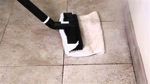 Nettoyer Un Carrelage : comment nettoyer le carrelage poreux avec un nettoyeur vapeur youtube ~ Melissatoandfro.com Idées de Décoration