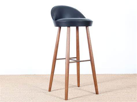chaise de bar retro scandinavian bar stool galerie m 248 bler
