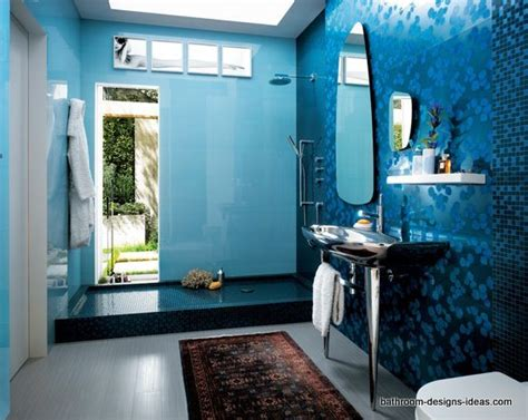vibrant bathroom colors  brighten  space