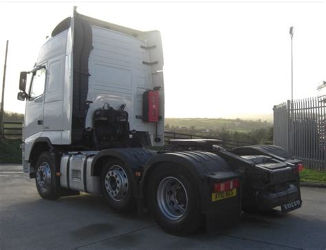 2010 volvo truck for sale 2010 volvo fh 13 460 6 2 xl globetrotter truck for sale in