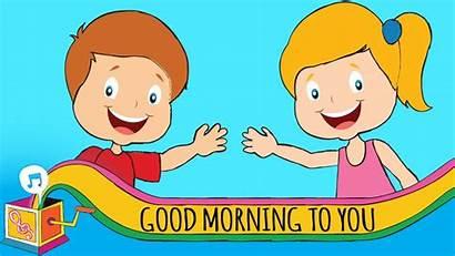 Morning Clipart Clip Fun Karaoke Animated Library