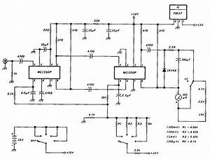 Simple Sensitive Rf Voltmeter Circuit Diagram