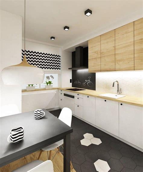 Küche Helles Holz by Moderne Kuechen Eiche Arbeitsplatte Oberschranke Weisse
