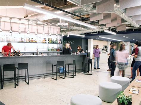 Office Bar by Nerdwallet S San Francisco Office Has A Bar Business Insider