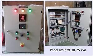Jual Panel Ats-amf 10-20 Kva - Kab  Tangerang