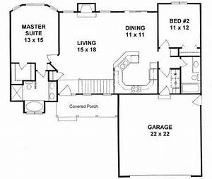Luxury Two Bedroom Two Bath House Plans New Home Plans