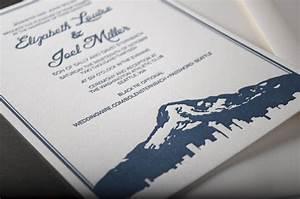 elizabeth joel pike street press With wedding invitation printing seattle