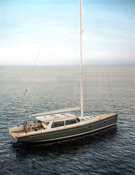 Hinckley Boat Construction by New Hinckley Sou Wester 53 Carbon Epoxy Sailing Yacht