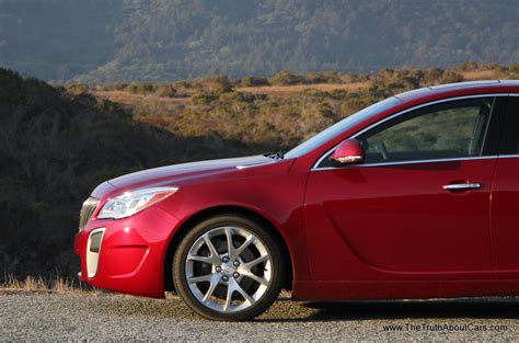 review  buick regal gs awd  video  truth