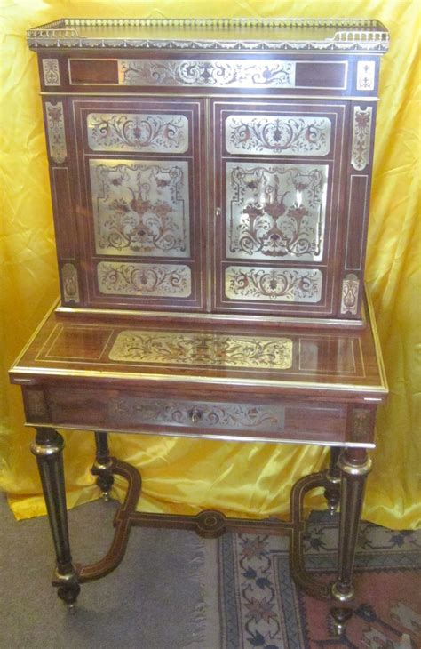 bureau bonheur du jour ancien bureau bonheur du jour secretaire napoleon iii style lxiv