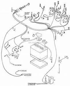Toro Wheel Horse Wiring Diagram
