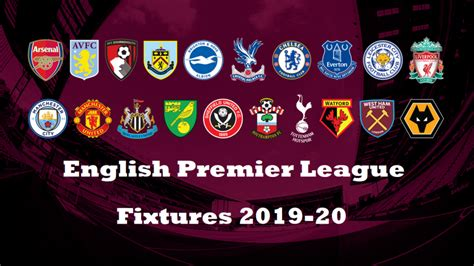 Premier league matches are shown on sky sports (146 live matches), bt sport (61 live games) & amazon (23 live broadcasts) for the 2020/21 season with 231 live games being broadcast in the uk. English Premier League Fixtures 2019-20 - Best UK Free ...