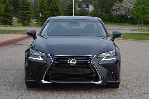 2017 Lexus Gs 200t Review