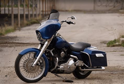 Long Windshield For Harley Street Ultra Electra And Indian Honda Ultra Model Models 1996