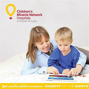 Our Featured Charity of the Month is Children's Miracle ...