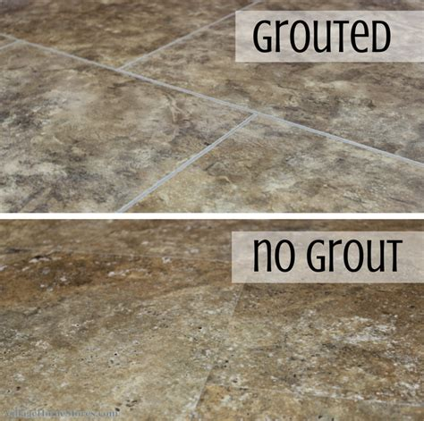 no grout luxury vinyl tile no grout tile flooring