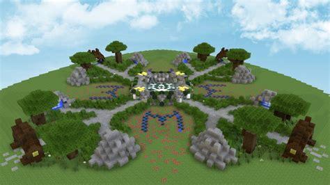 simple server spawn minecraft building    model  mareon atmareoncz fb